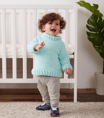 How To Make a Crochet Velvet Sweater