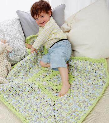 Big & Bright Granny Blanket