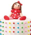 Raggedy Ann Doll & Cake