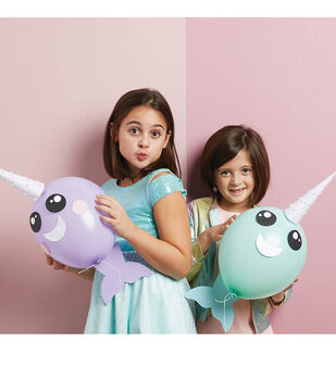 How To Make Narwhal Balloons