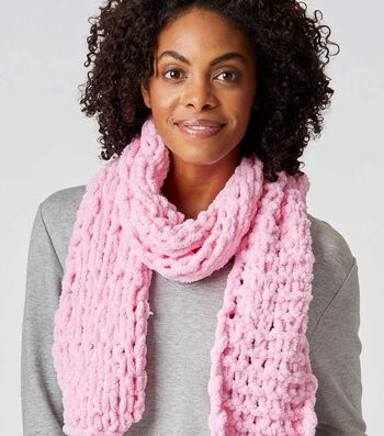 How To Make A Loopity Loops Scarf