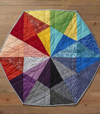 How To Make A Hexagonal Quilt