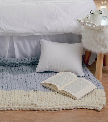 How To Make An Ombre Blanket