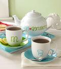 Personalized Tea Set