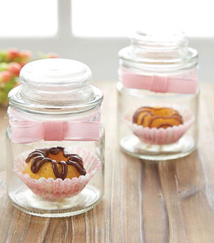 How To Make Donut Favor Jars