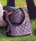 Latticework Shoulder Bag