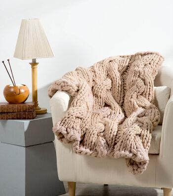 Knit A Hearthside Blanket