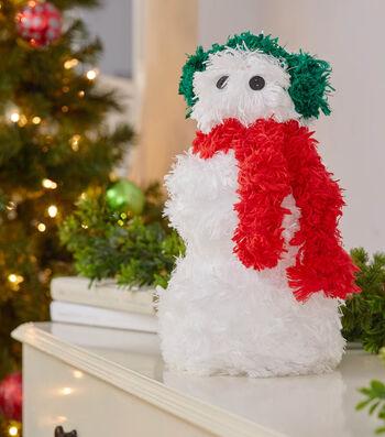 How To Make A Friendly Snowman