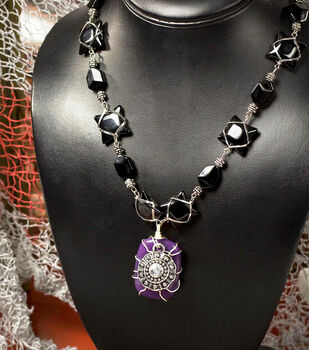 Witches Amulet Necklace