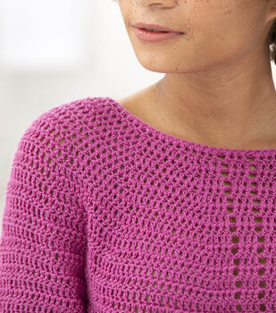 b9d8cf69b How To Make a Lion Brand Beautiful You Light and Easy Pullover