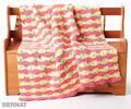 Summer Waves Crochet Blanket