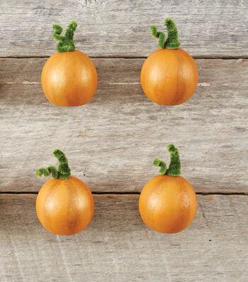 Pumpkin Place Cards