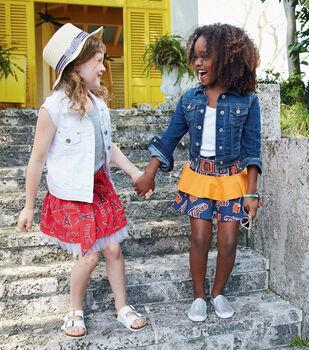 Girl Spirit Skirts