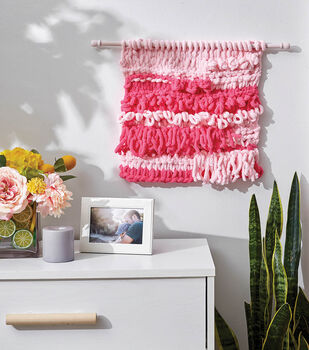 How To Make an Off the Hook Wall Hanging