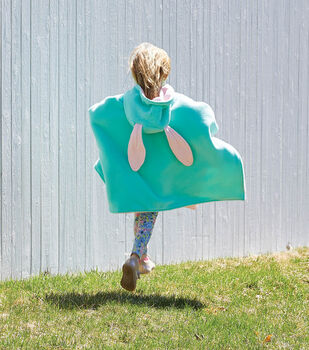 How To Make a Child's Car Seat Poncho