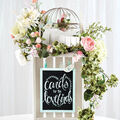 How To Make A Bird Cage Card Holder