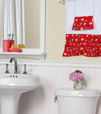 Character Bathroom Scene