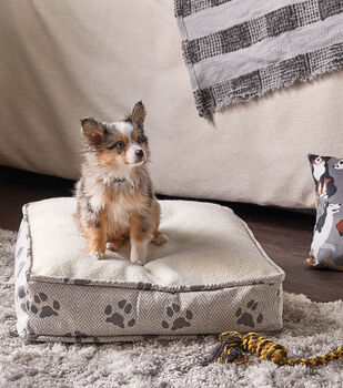 How To Make A Mini Dog Bed