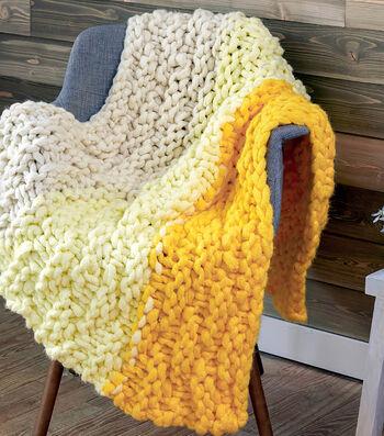 How To Make A Sunshine Blanket
