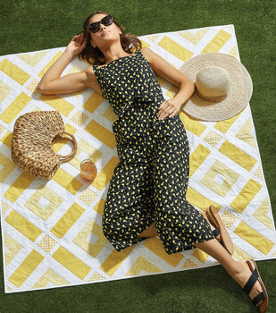 How To Make a Picnic Quilt
