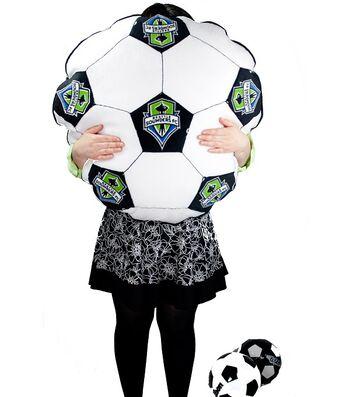 MLS Soccer Ball Floor Pillow