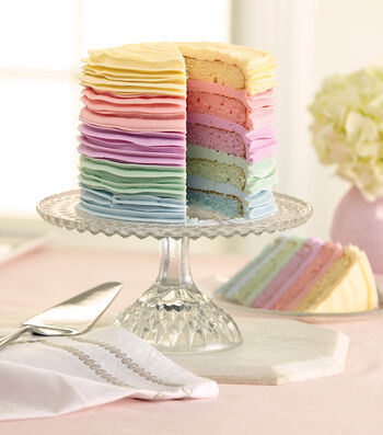 Make Easter Easy Layers Cake