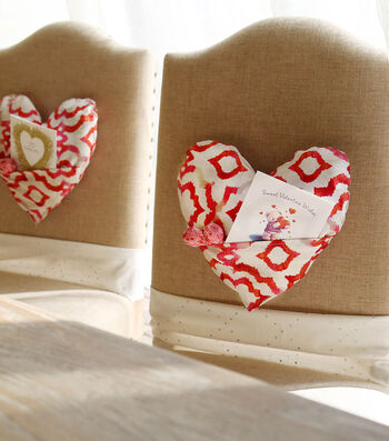 How To Sew A Kelly Ripa Home Valentine's Heart Pillow with Pocket
