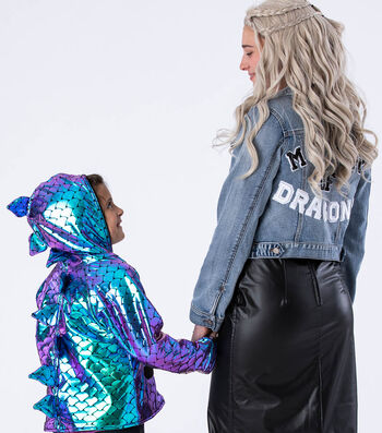 How to Make a Mother of Dragons Jacket and Dragons