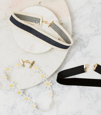 How To Make Trim Chokers