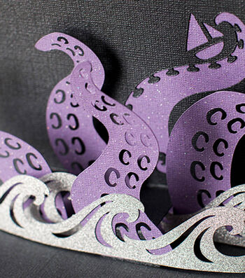 How To Make A Sea Monster Pop Up Card