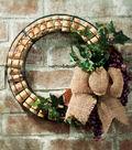 Cork Filled Wreath