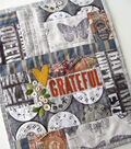 Tim Holtz Electric Elements Wall Hanging