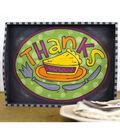 Thanksgiving Pie Tray