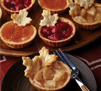 Fall Mini Tarts