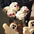 Mummy Cake Ball Pops