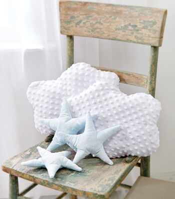 How To Make A Cloud and Star Decorations