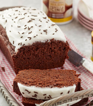 How to Make a Chocolate Zucchini Loaf Cake
