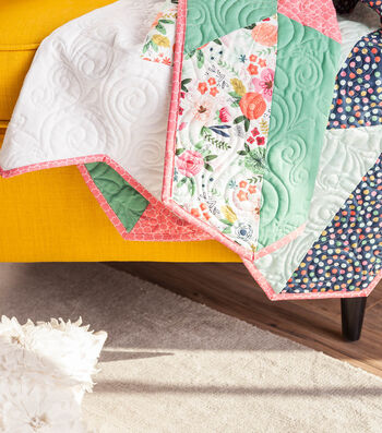How To Make a Riley Blake Quilt Project