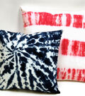 Tie-Dyed Americana Pillow