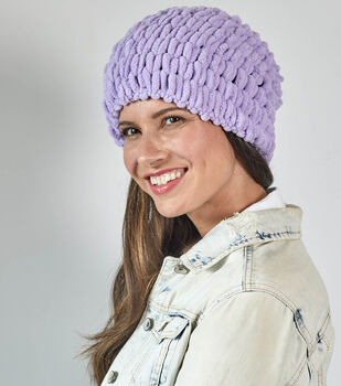 How To Make a Finger Looping Beanie