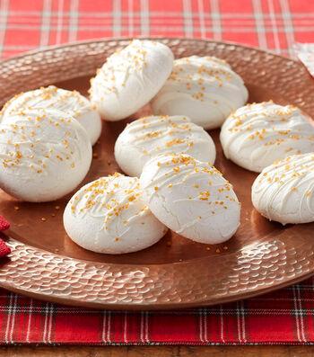 How To Make Cinnamon Meringue Cookies