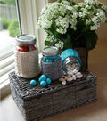 Cabled Jar Cozies