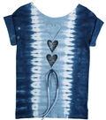 Triple Heart Tie Dye T-Shirt