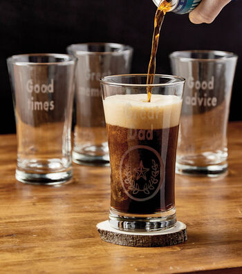 How To Make Dad's Brewery Glasses