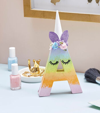 How To Make A Unicorn Letter