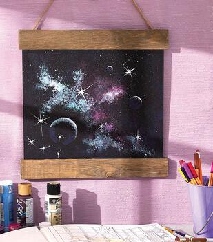 How To Make A Blackboard Galaxy