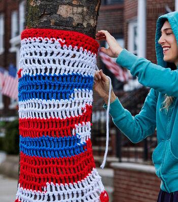 How To Make A London Kaye Americana Tree Wrap