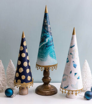 How To Make Paper Holiday Trees
