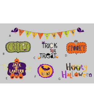 Halloween Labels Printable