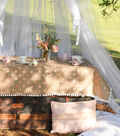 Hanging Tulle Tent